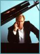 Picture of Composer and concert pianist Danny Wright by Len Prince Studios, Manhattan, NY